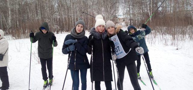 «Лыжни России-2020»
