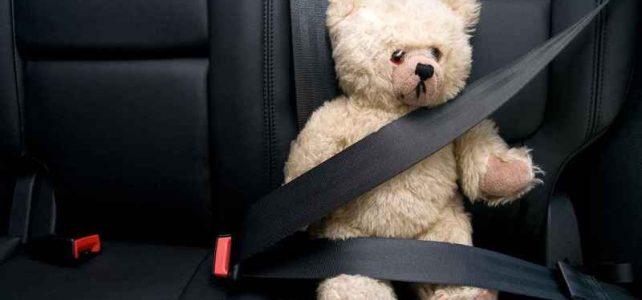 Сотрудники Госавтоинспекции предупреждают: детское автомобильное кресло и ремни безопасности может спасти жизнь вашему ребенку.